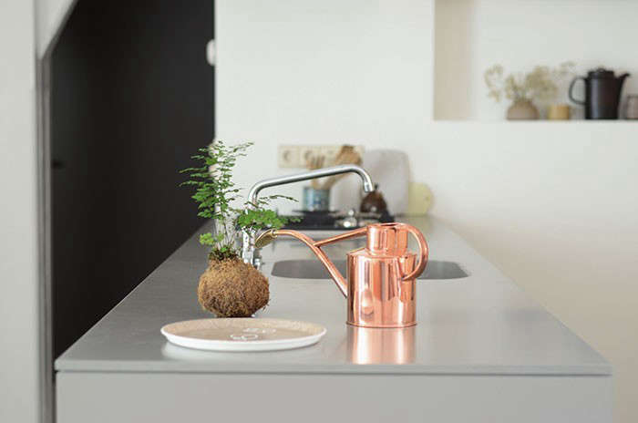 Beautiful Bloesem Irene Hoofs Amsterdam Corian Countertops Kitchen Via Remodelista With How Much Are New Countertops