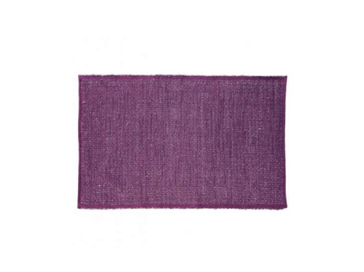 Blu-Dot-Newspaper-Rug-Purple-Remodelista