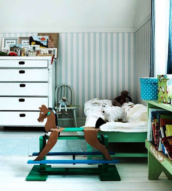 Boo-and-the-Boy-Photograph-Kids-Room-Stripes