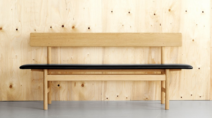 . 10 Easy Pieces  Modern Wooden Benches with Backs   Remodelista