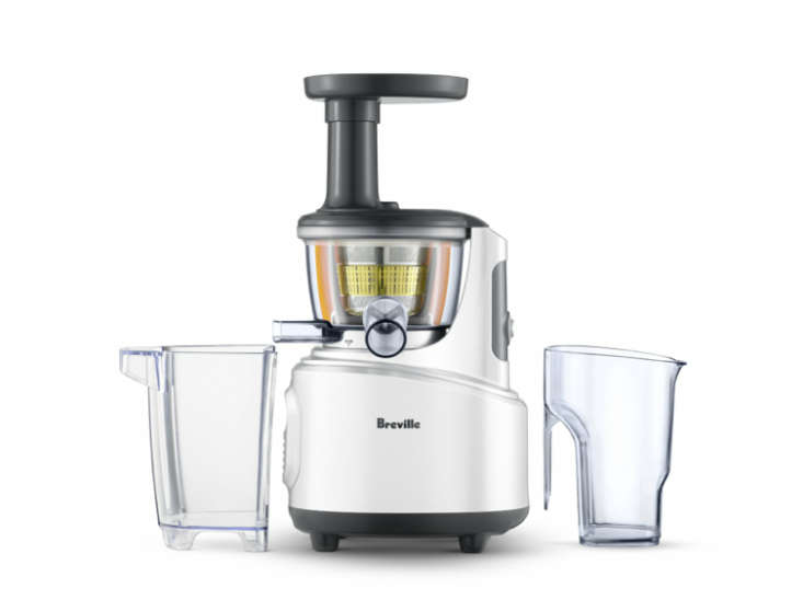 Breville-BJS600XL-Fountain-Crush-Masticating-Slow-Juicer