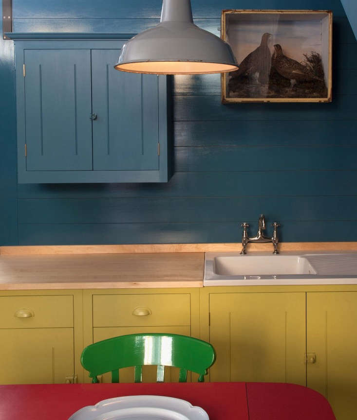 Choosing Kitchen Cabinet Colors: Remodeling 101: Five Questions To Ask When Choosing