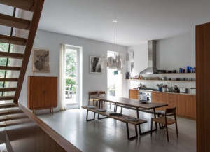 Brooklyn townhouse kitchen remodel by Fernlund + Logan | Remodelista