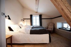 Brucke 49 guest house Vals Switzerland | Remodelista