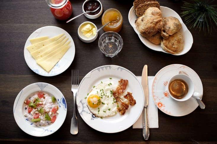 Brucke49-mountain-B&B-Vals-Switzerland-Swiss-breakfast-Royal-Copenhagen-Remodelista
