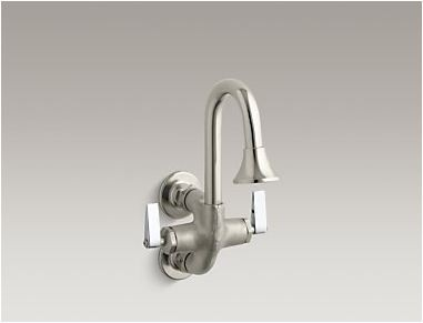 , reliable and intended for heavy use, the Cannock wash sink faucet ...