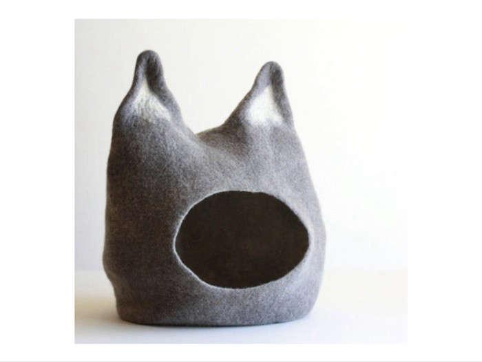 Cat-Gift-Cat-Bed-Felt-Remodelista02