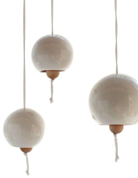 Ceramic-bells-LandM-Studio-Etsy-Remodelista