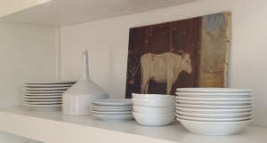 Ceramics by Coors Porcelain Company, Photograph by Izabella Simmons | Remodelista