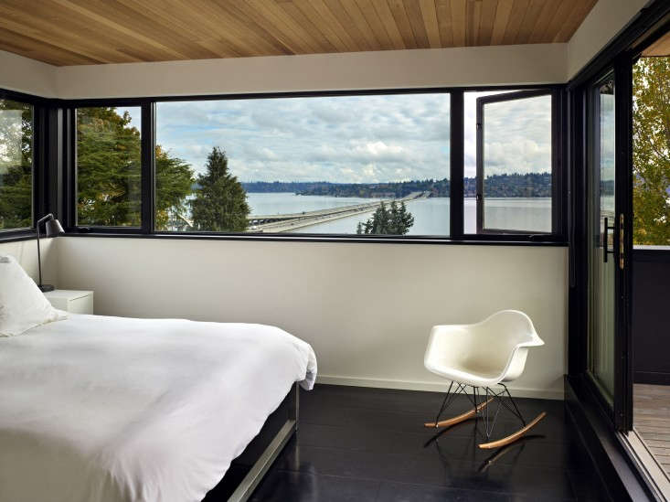 Chadbourne Doss Architects 10 Bedroom with Puget Sound View, Remodelista