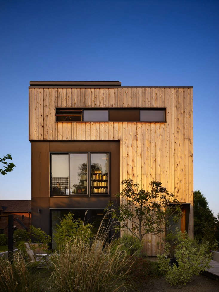 Chadbourne Doss Architects 3 Modern House with Wood Facade, Remodelista