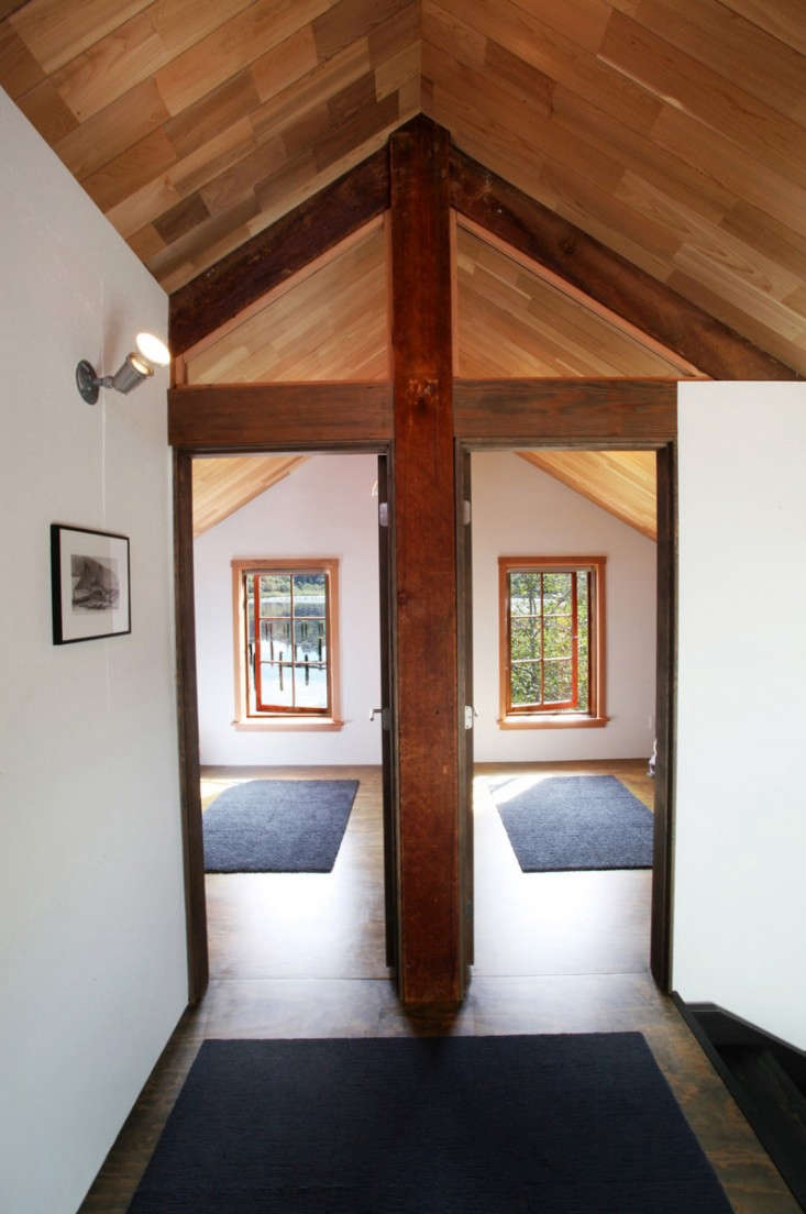 Chadbourne Doss Architects 8 Cabin Style Home with Vaulted Ceiling, Remodelista