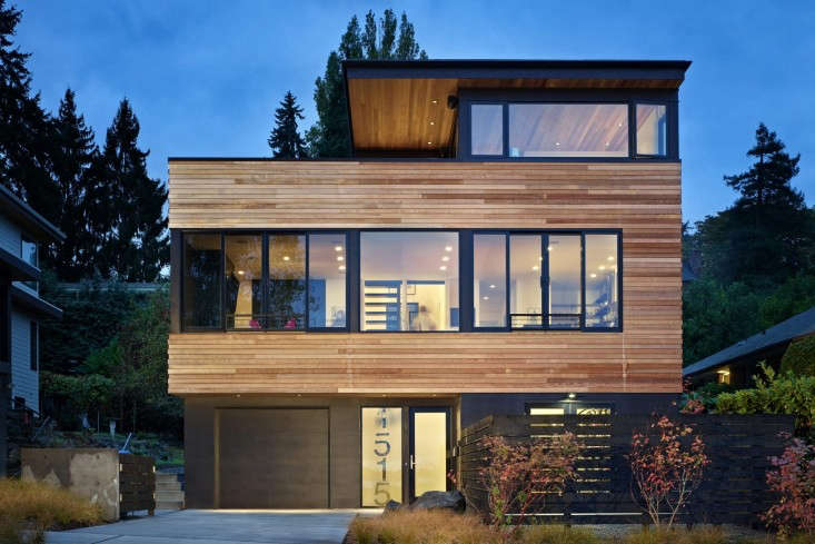 Chadbourne Doss Architects 9 Modern Home with Wood Paneling, Remodelista