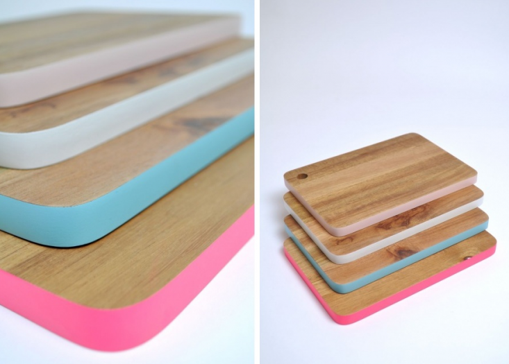 Chopping-board-with-color-block-edge