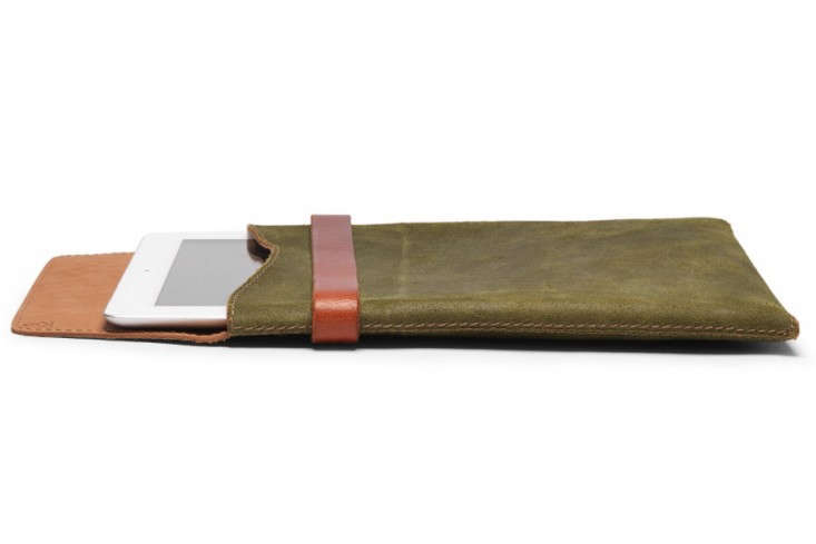 Chrome-Tanned-Leather-iPad-Case-tech-gift-guide-remodelista