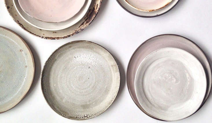 10 Easy Pieces Handmade Dinnerware From Ceramics Studios