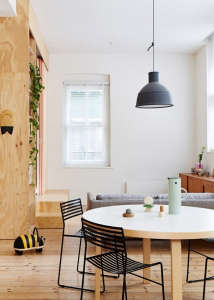 Clare Cousins, Plywood House, Flinders Lane, Melbourne | Remodelista