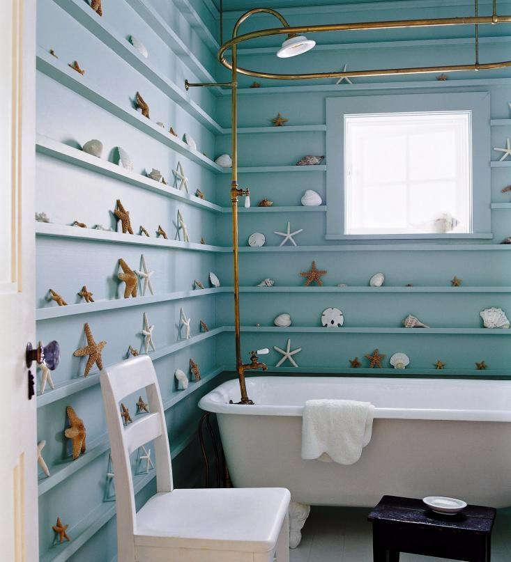 Coastal-Blue-Bathroom-Elle-Decor-Remodelista