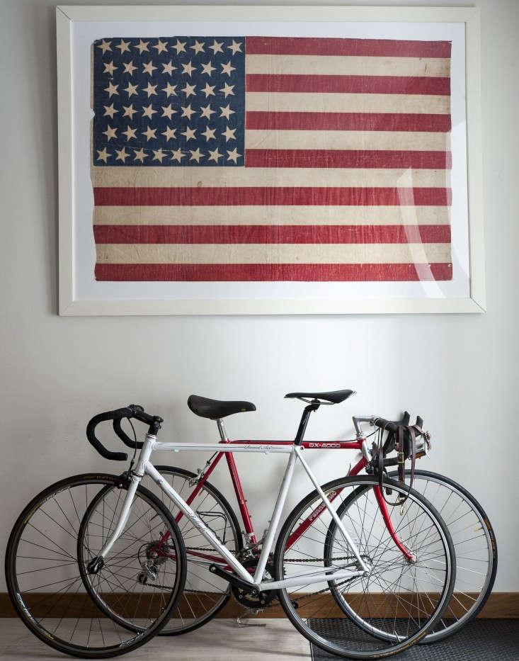 Cobble-Hill-duplex-by-Oliver-Freundlich-bikes-Remodelista