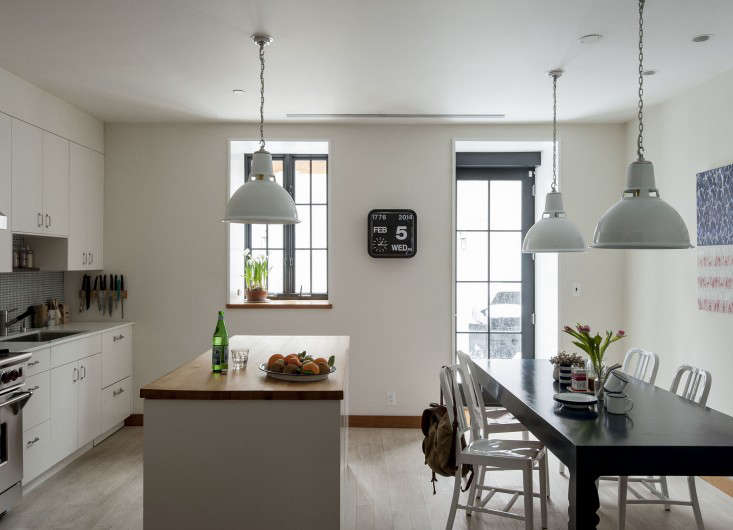Before And After A Cobble Hill Kitchen Makeover Remodelista
