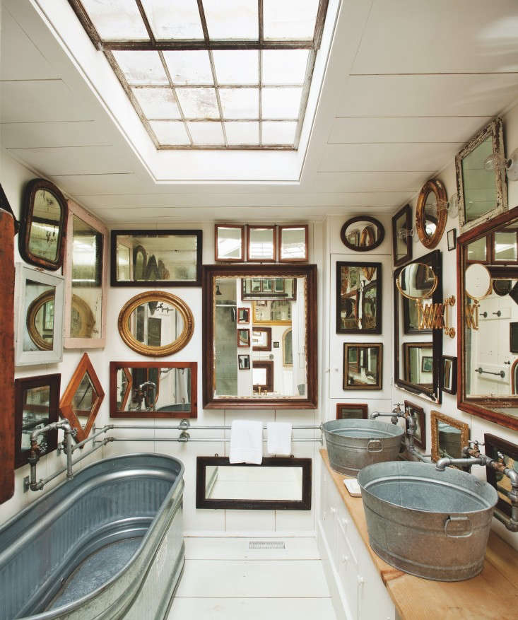 Bathroom Lighting Remodelista: Required Reading: Collected, Living With The Things You
