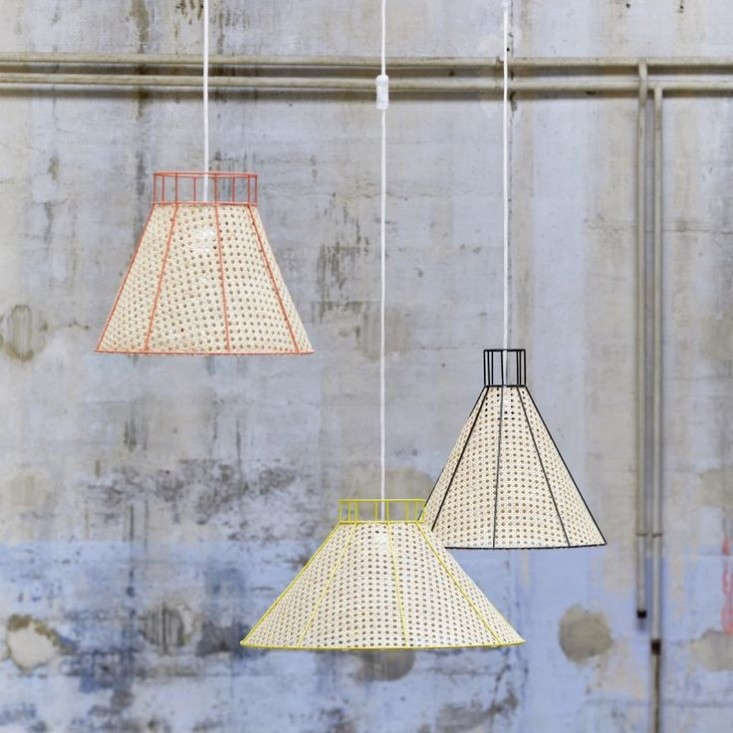 Colonel-France-straw-pendant-lamps-Remodelista