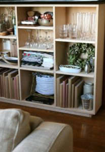 DIY Custom Plywood Bookcase, The Home Depot, Remodelista