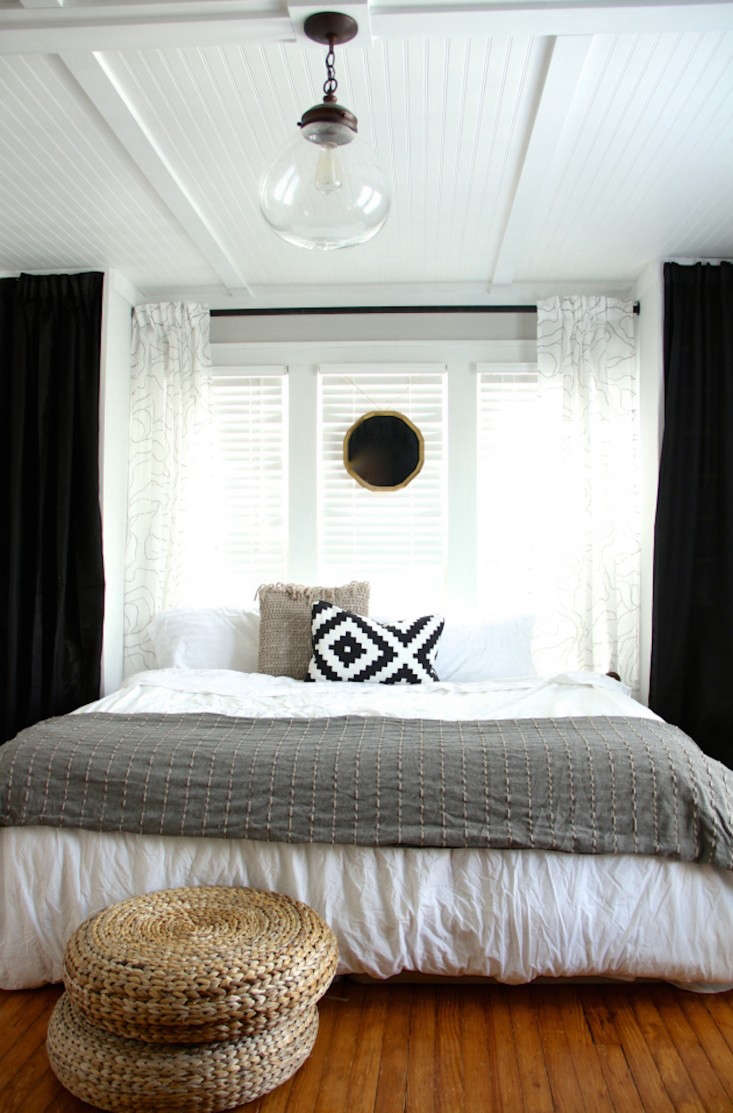 DIY-beadboard-bedroom-ceiling-via-Lifestyle-and-Design-Online-Remodelista