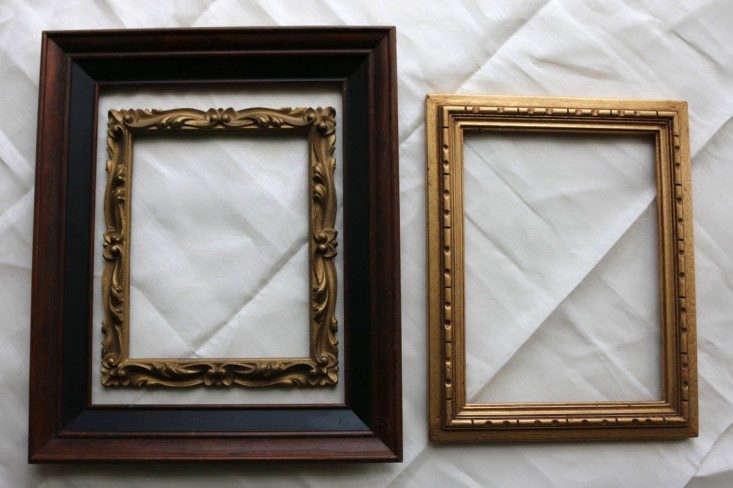 DIY-vintage-frames-remodelista
