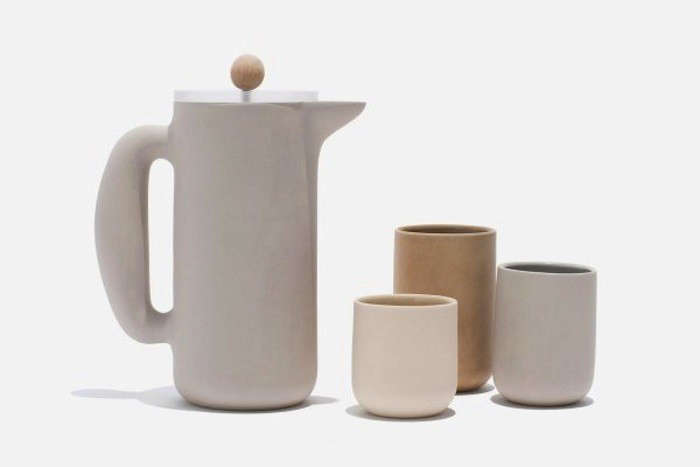 Danish-Craft-Collection-Press-Coffee-Jug-Mug-Remodelista