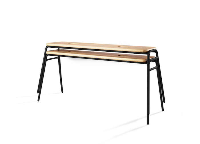 David-Irwin-Working-Girl-Bench-Black-Remodelista