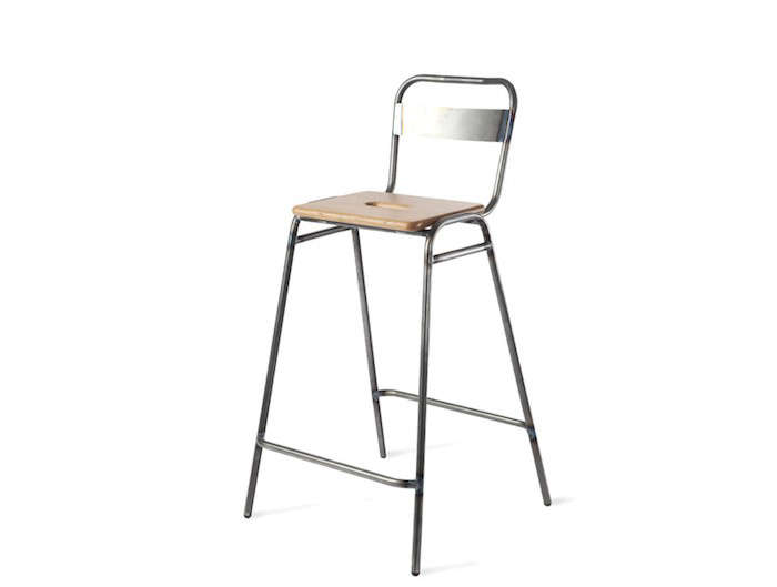 David-Irwin-Working-Girl-Cross-Stool-Remodelista