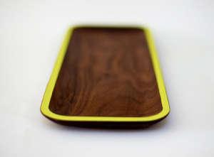 David Rasmussen Wooden Plates, Remodelista