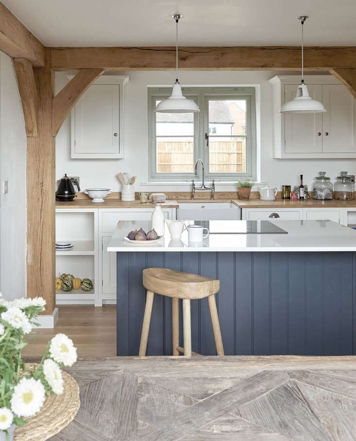 Blue Kitchen With Oak Cabinets: Vote For The Best Kitchen In The Remodelista Considered