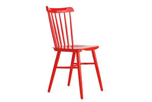 Design Within Reach Salt Chair in Red | Remodelista