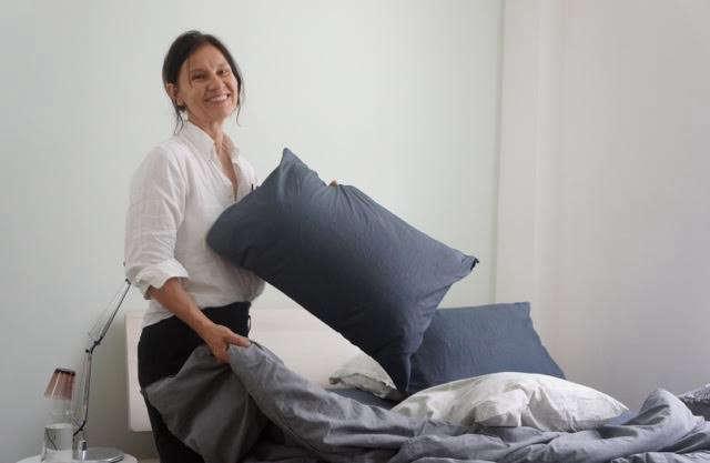 The Scandinavian Sleep Secret Mine and Yours Duvets portrait 3