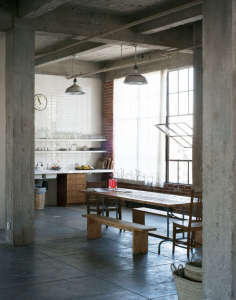 Dosa 818 Loft in Downtown Los Angeles from the Remodelista Book | Remodelista