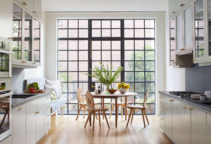 A House United Reimagining A Brooklyn Brownstone Remodelista