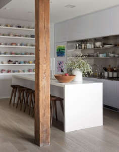 Dumbo loft designed by Robertson and Pasanella | Remodelista