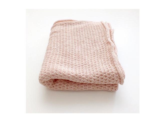 Dusty-Pink-Throw-Blanket-Baby-Blanket-My-Blue-Meadow-via-Etsy-Remodelista