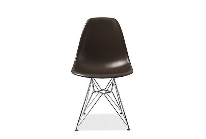 Eames-Molded-Plastic-Chair-with-Wire-Base-Java-Remodelista