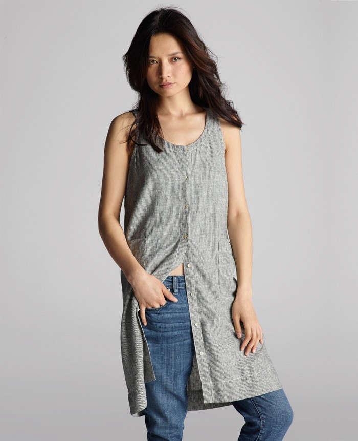 Eileen-Fisher-Scoop-Neck-Knee-Length-Dress-2-Remodelista