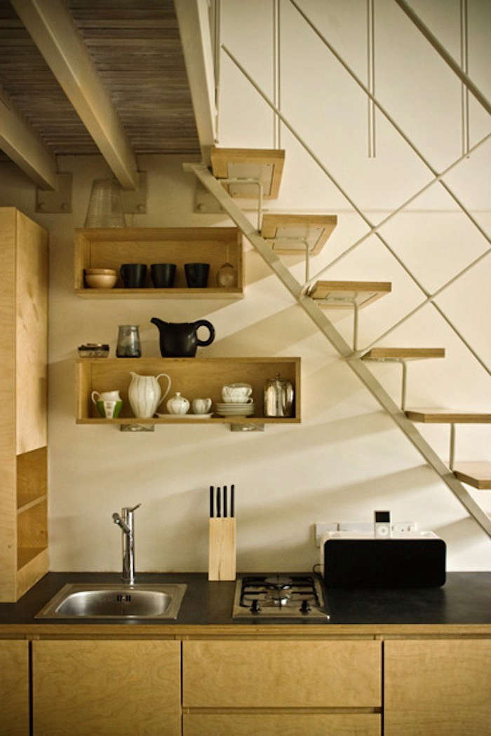 Steal This Look An Architect 39 S Tiny Kitchen In Dublin