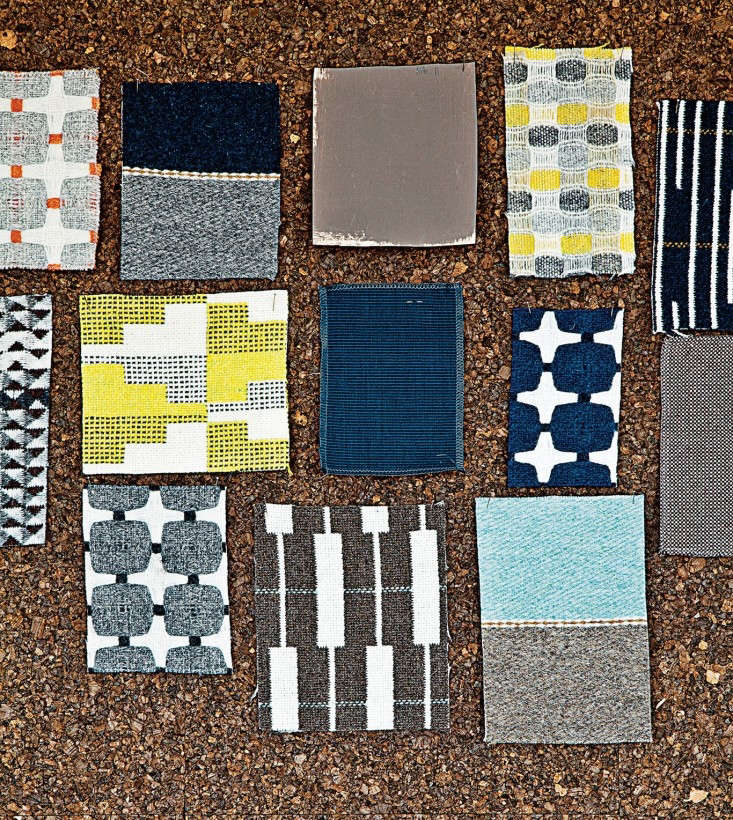 Eleanor-Pritchard-fabric-samples-via-Dwell-Remodelista