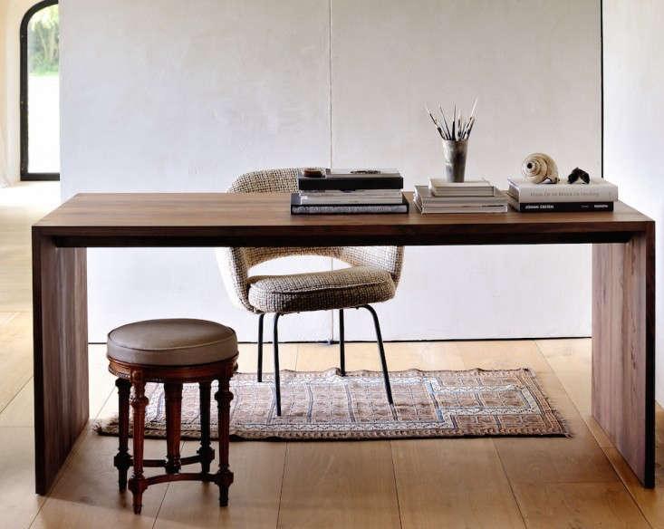 Ethnicraft-Walnut-U-Office-Table-Lekker-Remodelista