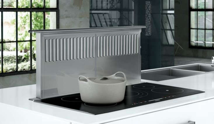 Remodeling 101 Nearly Invisible Downdraft Kitchen Vents