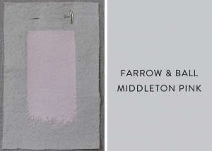 Farrow & Ball Middleton Pink, Best Pink Paint Colors, Remodelista