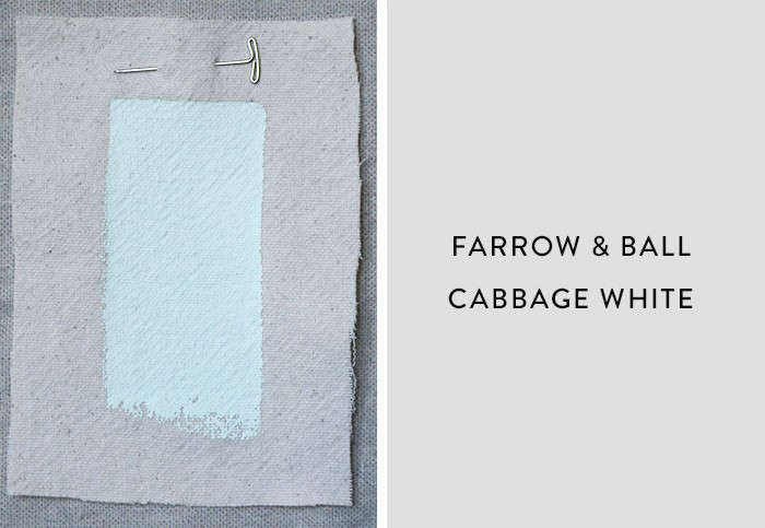 Farrow and Ball_Cabbage White, Best Paint Color for Urban Small Dark Kitchens, Remodelista