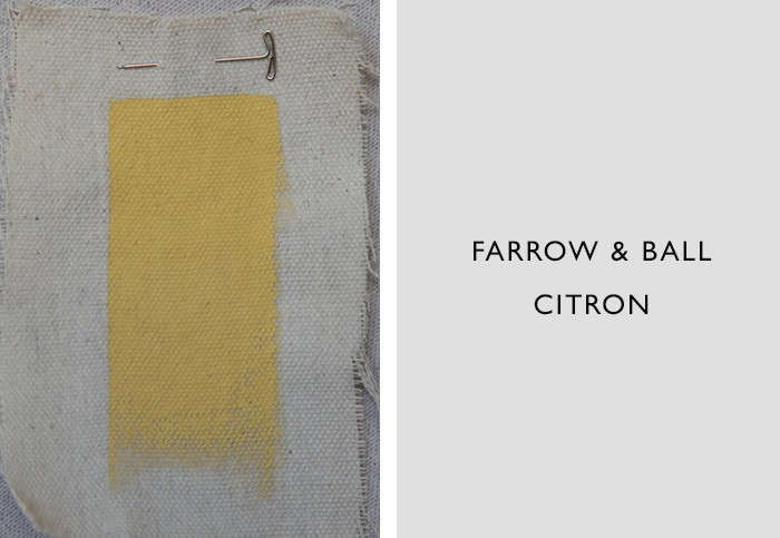 FarrowandBall_Citron