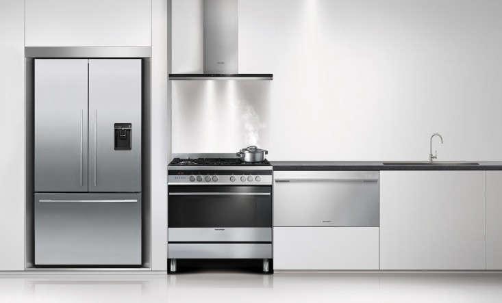 Fisher Amp Paykel S Activesmart Refrigerators Designed To